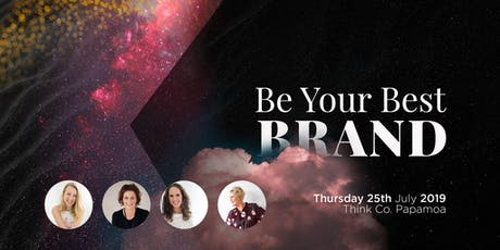 Be Your Best Brand - Build One That's Magnetic, Has Momentum And  Mojo tickets