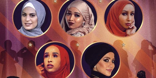 3RD Annual Miss Muslimah USA PAGEANT