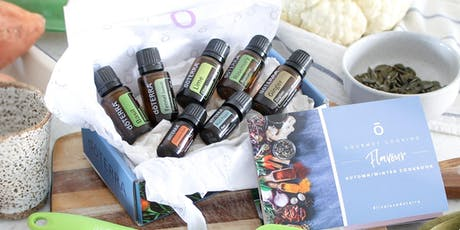 Cooking With DoTERRA  Essential Oils and Jen tickets