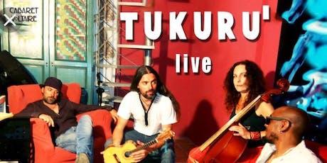 I Tukuru in concerto per la sedicesima edizione Argojazz biglietti