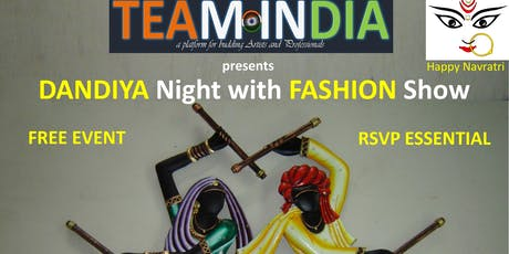 Dandiya Night with FASHION SHOW tickets