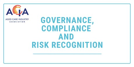 Governance, Compliance and Risk Recognition tickets
