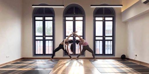 Yin Yang Flow : An Inward Journey (community class )