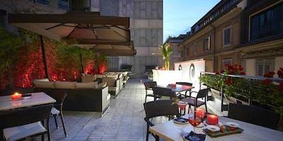 Hotel Sina The Gray cocktail party con dj set - 12 Luglio