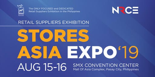 NRCE Stores Asia Expo 2019