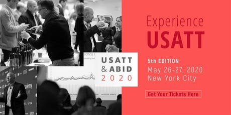 2020 USA Trade Tasting Visitor Registration Portal tickets