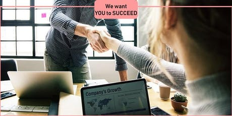 """""""We Want YOU To SUCCEED"""" Complimentary Offer (Influencing Style Clock) tickets"""