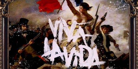 COLDDAY, VIVA LA VIDA 10th Anniversary Tour en Madrid entradas