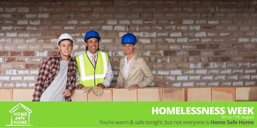 Build to End Homelessness - Corporate & Community Action