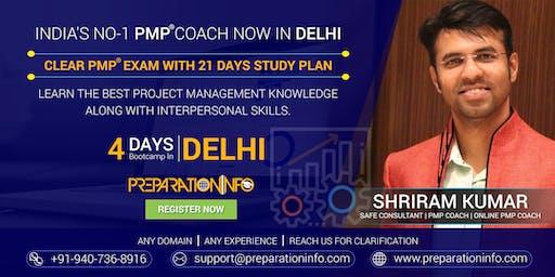PMP Classroom Training & Certification Program in Delhi