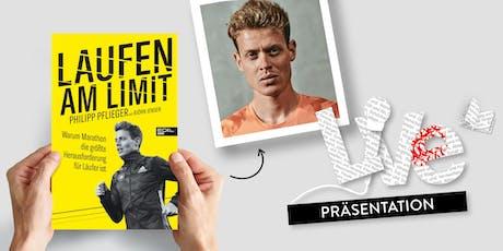 PRÄSENTATION: Philipp Pflieger tickets