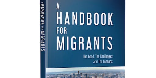 "Author Talk by Ephraim Osaghae:  ""A Handbook for Migrants"""