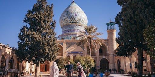 Central Asia & Iran information evening