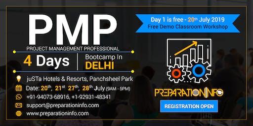 PMP Certification Training Program in Delhi