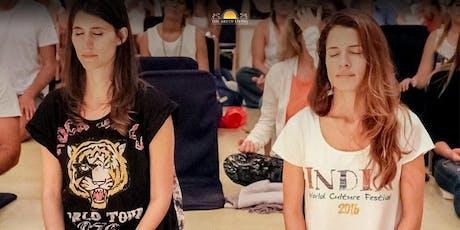 Mind and Meditation tickets
