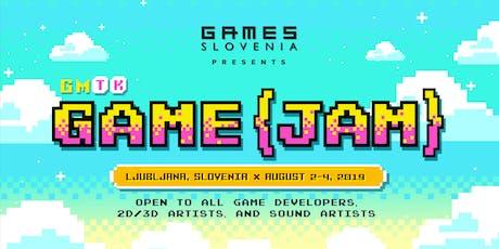 Ljubljana GMTK Game Jam biglietti