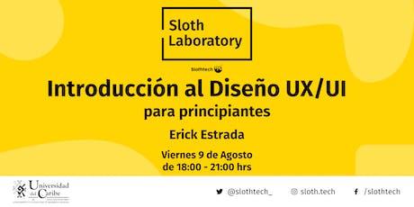 Sloth Laboratory: Introducción al diseño UX/UI - Agosto 2019 entradas