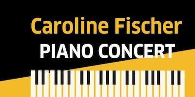 Piano Concert Caroline Fischer – live at Goethe-