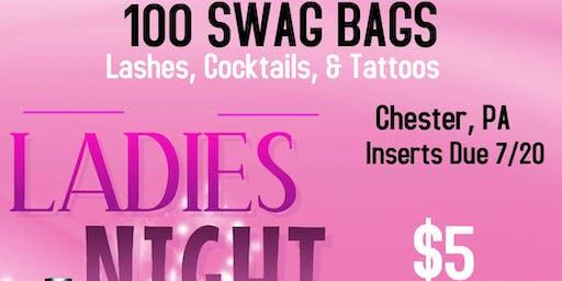 Swag Bag Vendors Wanted