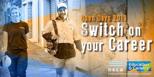 2019 NECA Education & Careers - Open Day 1 (Sunday)