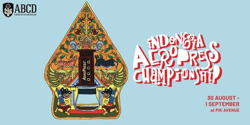 Indonesia AeroPress Championship 2019