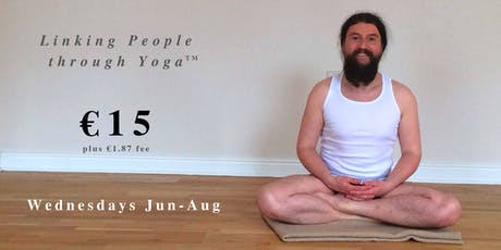 DYNAMIC YOGA Galway SUMMER-WEDNESDAYS a-little-fitness-required tickets
