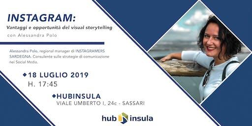 INSTAGRAM: vantaggi e opportunità del visual storytelling