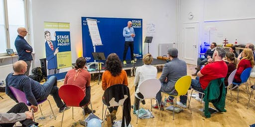 KASSEL | STAGE YOUR PROJECT - Der Kommunikationsworkshop für Projektprofis