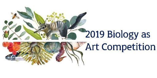2019 Biology as Art Competition