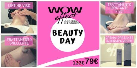 WOWEffect - Beauty Day biglietti
