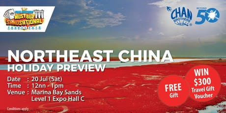 Northeast China Holiday Preview tickets