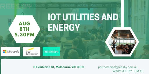 Volunteer at the EY, Microsoft IoT Utilities and Energy Event