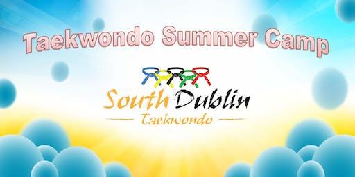 SDTKD - Taekwondo Summer Camp