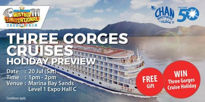 Three Gorges Cruises Holiday Preview