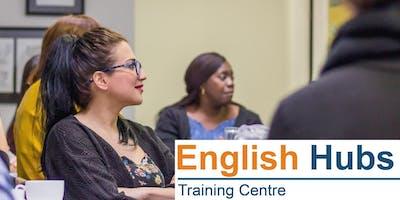 English Hubs Training - Day Three - London