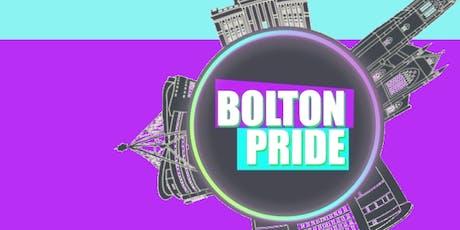 Bolton Pride Stalls 2019 tickets
