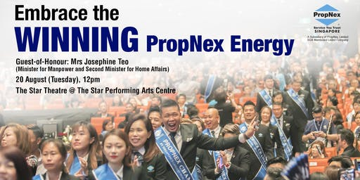 PropNex 2nd Quarterly Convention 2019
