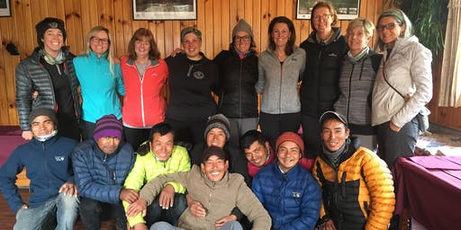 Big Heart Adventures and Wise Women Walking Info Night: Nepal