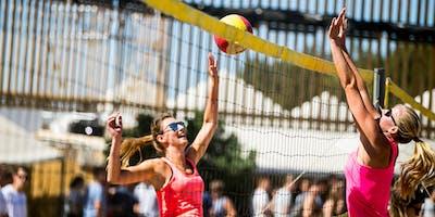 Volleybal Beachweekend
