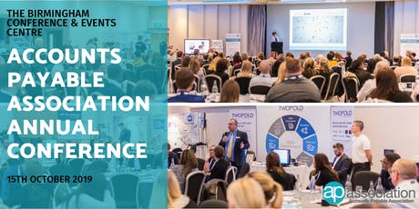 Accounts Payable Annual Conference 2019 tickets