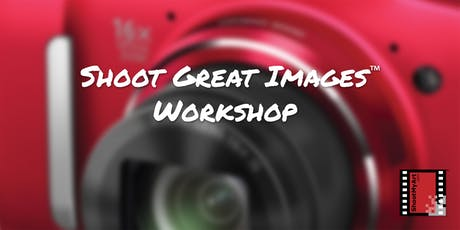 Shoot Great Images™ Workshop tickets
