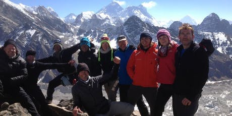 Himalaya & Great Treks of the World information evening tickets