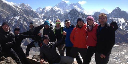 Himalaya & Great Treks of the World information evening