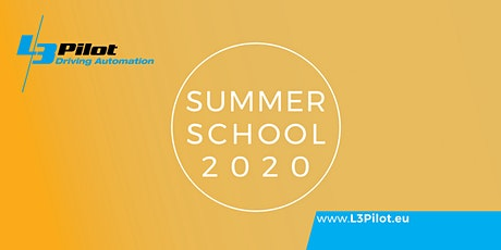 L3Pilot Summer School tickets