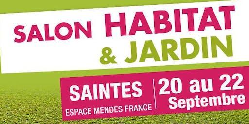 SALON HABITAT & JARDIN DE SAINTES