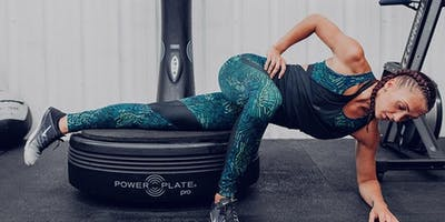 Power Plate Discover Workshop - University of Nottingham