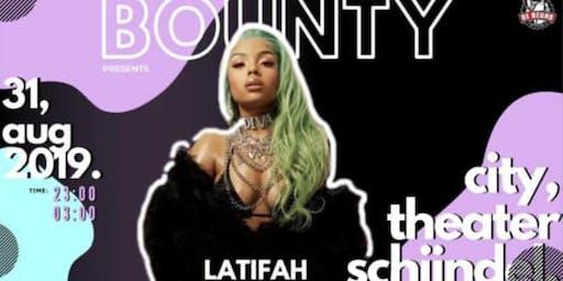 BOUNTY met o.a. Latifah