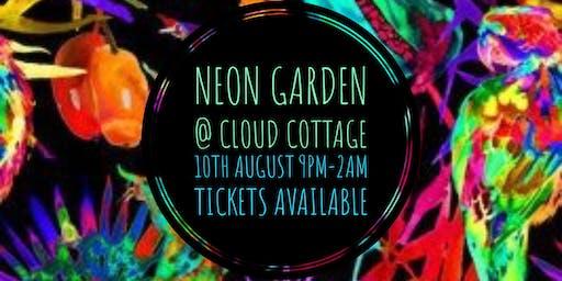 Neon Garden Party