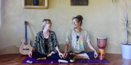 Yoga, Sound & Social. An afternoon of Yin yoga, live music, cacao & community tickets