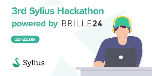 3rd Sylius Hackathon Powered by Brille24 (20.09-22.09)